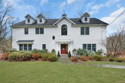 Mount Kisco Single Family Home For Sale: 11 Bittersweet Lane