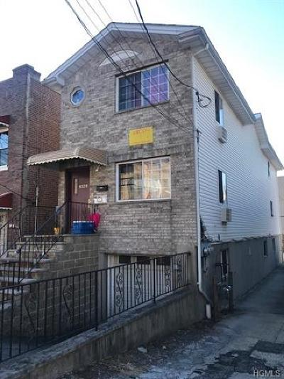 Multi Family 2-4 For Sale: 832a East 227th Street