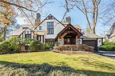 Scarsdale Single Family Home For Sale: 12 Campden Road