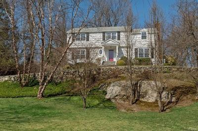 Chappaqua Single Family Home For Sale: 238 Millwood Road