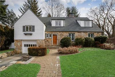 Scarsdale Single Family Home For Sale: 100 Brewster Road