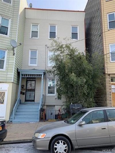 Yonkers Multi Family 2-4 For Sale: 8 Mulberry Street