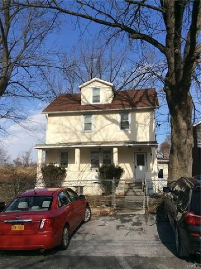 Westchester County Multi Family 2-4 For Sale: 287 9th Street