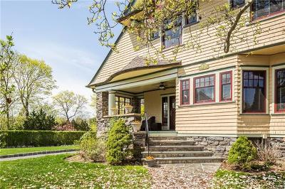 Westchester County Single Family Home For Sale: 17 McKinley Street