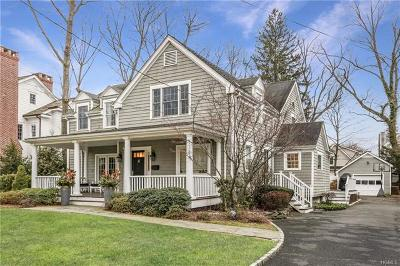 Rye Single Family Home For Sale: 35 Orchard Lane