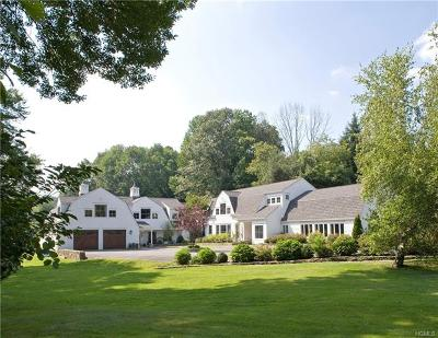 Westchester County Single Family Home For Sale: 446 Long Ridge Road