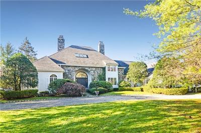 Rye Single Family Home For Sale: 15 Lakeside Drive