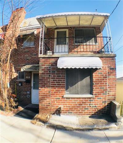 Bronx Single Family Home For Sale: 3846 Amundson Avenue