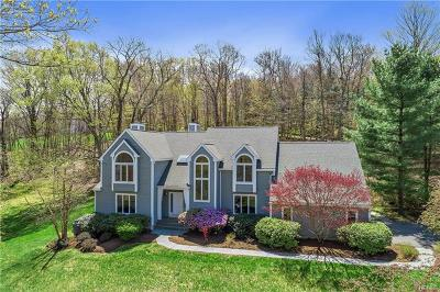 Bedford Single Family Home For Sale: 10 Mianus Bluff Drive