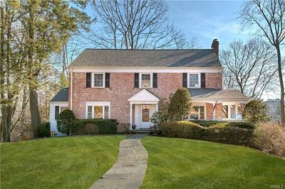 New Rochelle NY Single Family Home For Sale: $895,000