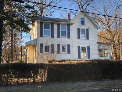 Nyack Single Family Home For Sale: 8 Spring Street
