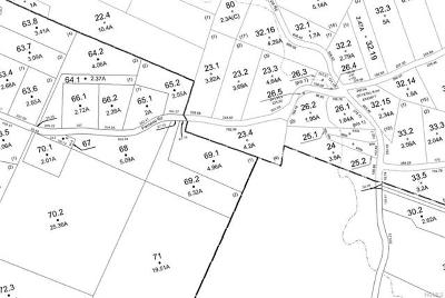 Wurtsboro Residential Lots & Land For Sale: Pantelop Road