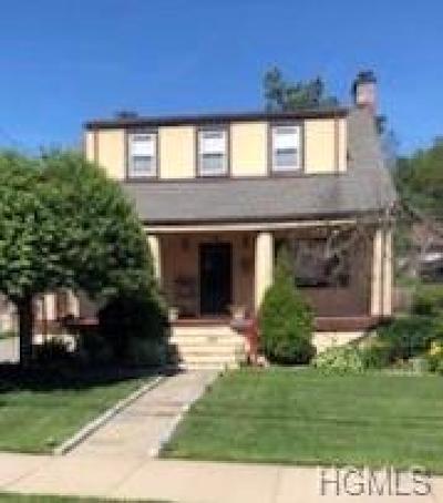Port Chester Single Family Home For Sale: 90 Munson Street