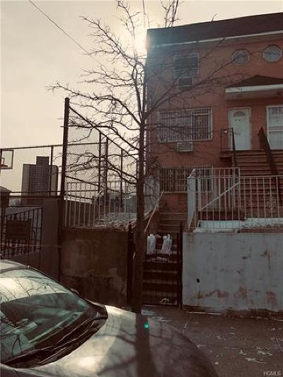 Bronx Multi Family 2-4 For Sale: 756 East 216th Street