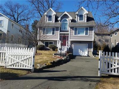 Nyack Single Family Home For Sale: 300 North Midland Avenue