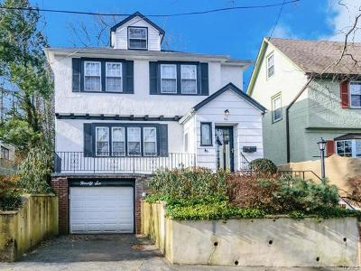 Mount Vernon Single Family Home For Sale: 96 Hillcrest Road