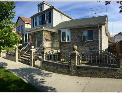 Multi Family 2-4 For Sale: 2224 Homer Avenue