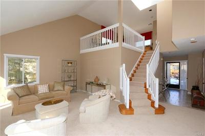 Westchester County Condo/Townhouse For Sale: 596 Heritage Hills #E