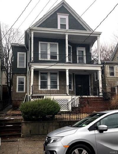 Westchester County Multi Family 2-4 For Sale: 112 Union Avenue