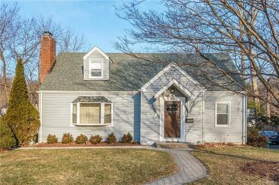 Hartsdale Single Family Home For Sale: 41 Beechwood Road