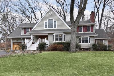 Ardsley Single Family Home For Sale: 50 Markwood Road