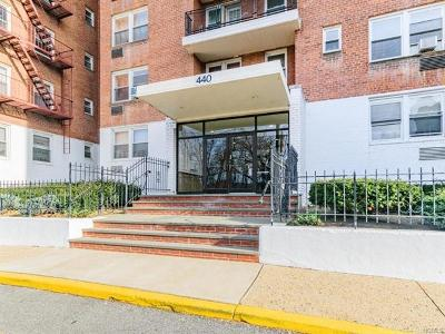 Yonkers Co-Operative For Sale: 440 Warburton Avenue #5-b