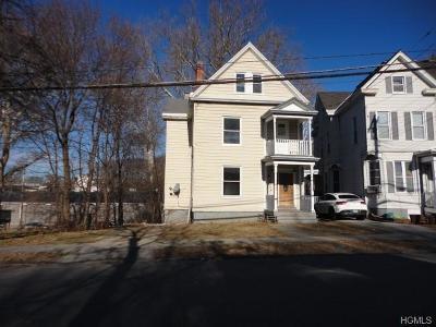 Dutchess County Multi Family 2-4 For Sale: 15 Marshall Street