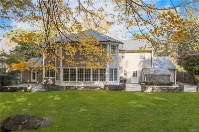 Westchester County Single Family Home For Sale: 10 Woodland Avenue