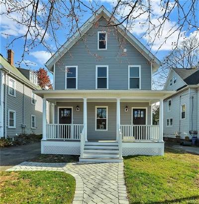 Multi Family 2-4 For Sale: 88 Washington Avenue