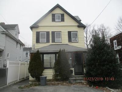 New Rochelle Single Family Home For Sale: 95 Horton Avenue