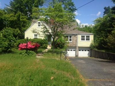Port Chester Single Family Home For Sale: 5 Haines Boulevard