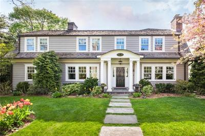 Bronxville Single Family Home For Sale: 25 Greenfield Avenue