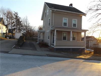 Peekskill Single Family Home For Sale: 721 Franklin Street