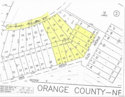 Middletown Residential Lots & Land For Sale: St Hwy Route 211