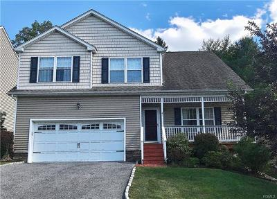 Ossining Single Family Home For Sale: 8 (Lot 4) Thornton Hill