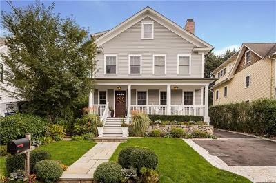 Connecticut Single Family Home For Sale: 35 Orchard Place