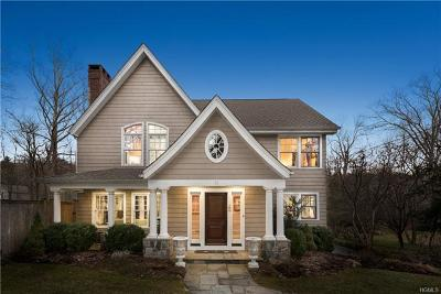Chappaqua Single Family Home For Sale: 33 Winthrop Road