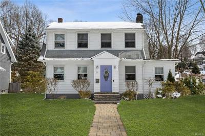 Rockland County Single Family Home For Sale: 16 Hillside Avenue