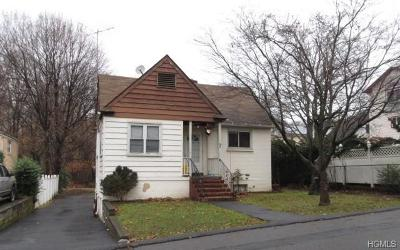 Rockland County Single Family Home For Sale: 7 Highland Avenue