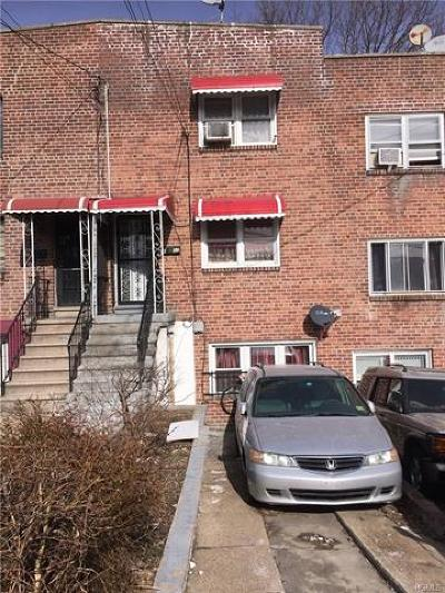 Bronx Single Family Home For Sale: 1011 East 229th Street