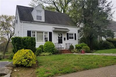 New Rochelle Single Family Home For Sale: 26 Mt Tom Road