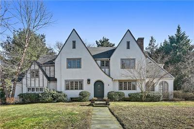 Scarsdale Single Family Home For Sale: 2 Putnam Road