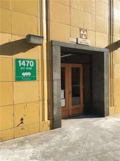 Bronx Condo/Townhouse For Sale: 1470 West Avenue #2D
