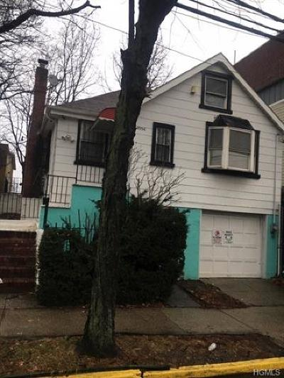 Bronx Residential Lots & Land For Sale: 3336 Palmer Avenue