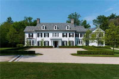 Scarsdale NY Single Family Home For Sale: $8,995,000