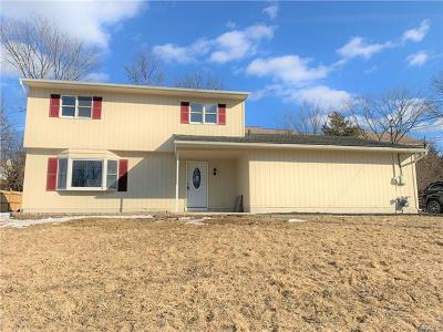 Newburgh Single Family Home For Sale: 13 Mohican Road