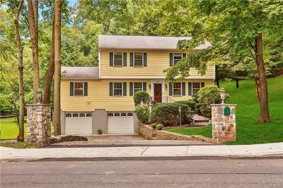 Briarcliff Manor Single Family Home For Sale: 873 Pleasantville Road