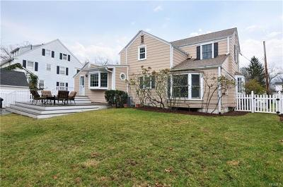 Bronxville Single Family Home For Sale: 35 Brooke Avenue