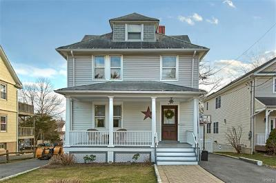 Mamaroneck Single Family Home For Sale: 517 Orchard Street