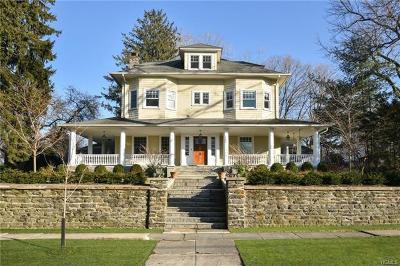 Pelham Single Family Home For Sale: 142 Monterey Avenue